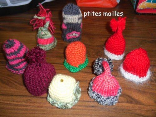 Nos petits bonnets pour Innocent