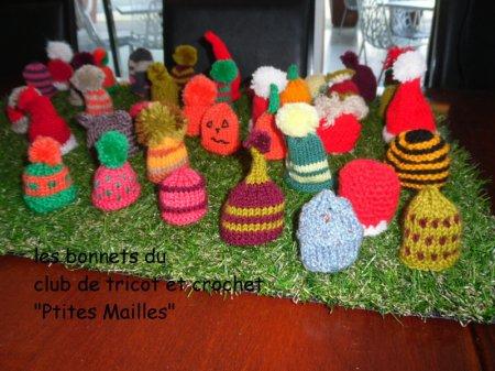 """Café tricot Innocent """"mets ton bonnet"""""""