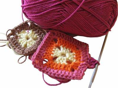 Vous voulez apprendre les bases du crochet et réaliser un granny ?