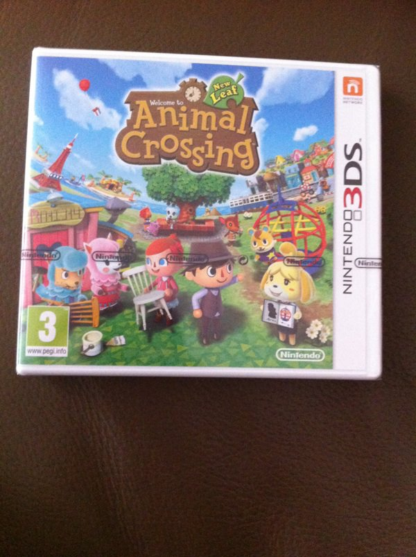 Animal crossing new leaf a moi
