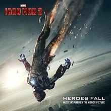 Heroes Fall - Iron Man 3 / Some kind of joke - AWOLNATION (2013)