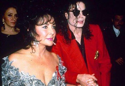 Liz Taylor inhumée dans le même cimetière que Michael Jackson