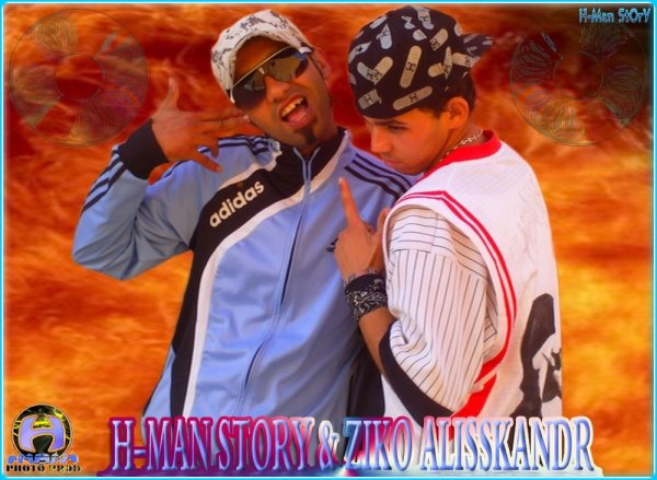 H-Man StOrY Feat Ziko ALissKandr