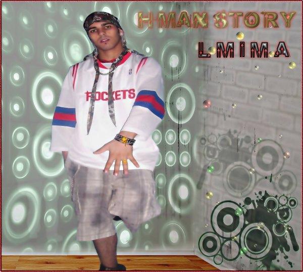 H-Man Story - Lmima