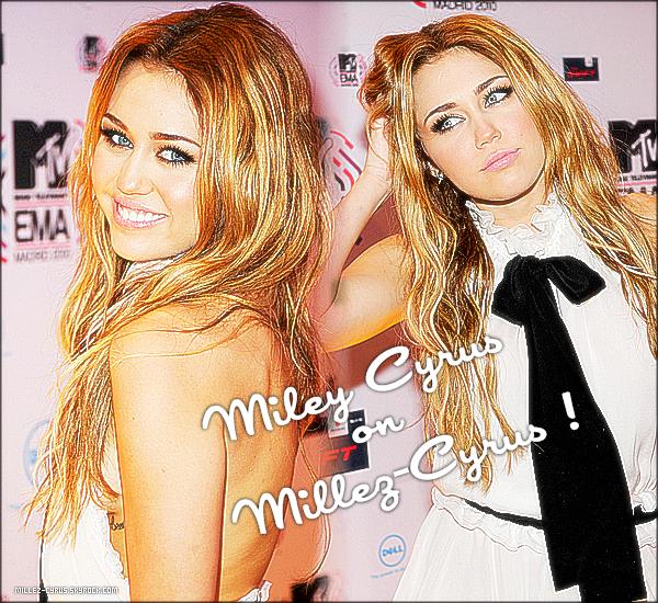 * WW.MILLEZ-CYURS.SKYROCK.COM / Ta source française sur Miley Cyrus. *