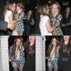 ;  _ Candids _     ;   12.O3.2O11 :  Miley a été vu hier à l'hôtel Chateau Marmont à Los Angeles.