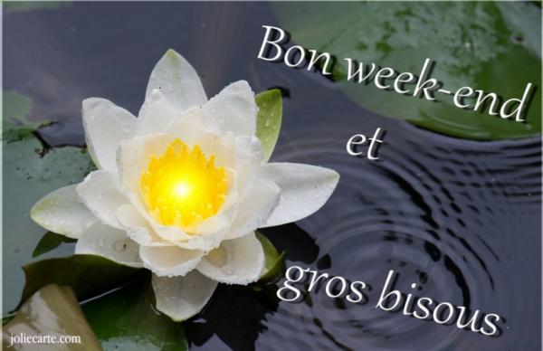 Bon week end.