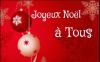 Joyeux Noel, bisous