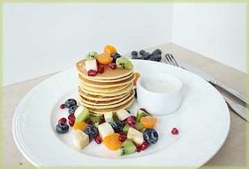 Exemples de nourriture Healthy♥ + Quelques recettes.