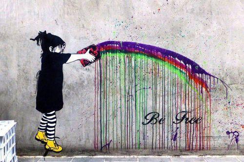 Ne pas être jugé ,... Etre libre ...