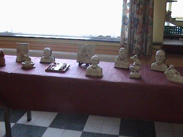 Sculptures de Gino Ciccia