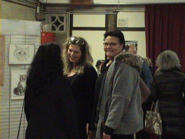 Michelle et Stéphanie