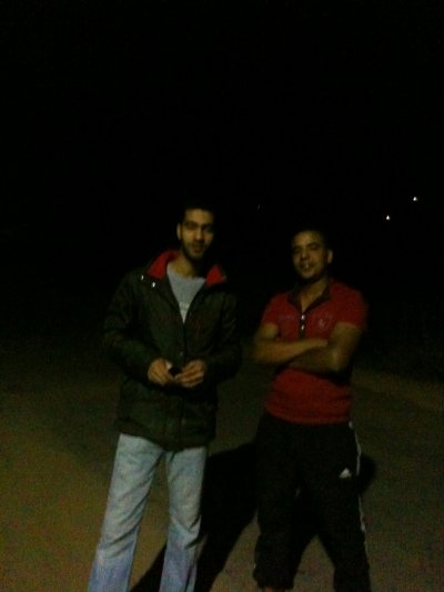 moi  et mon  ami  khalid