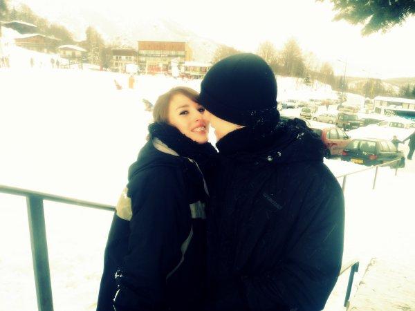 Au Ski avec Mon Chéri ♥