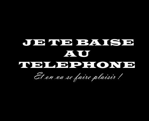 Page de Canulars : Jte Baise Au Telephone !