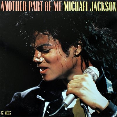 Michael Jackson (another part of me) album Bad