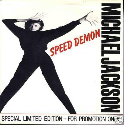 Michael Jackson (speed demon) album Bad