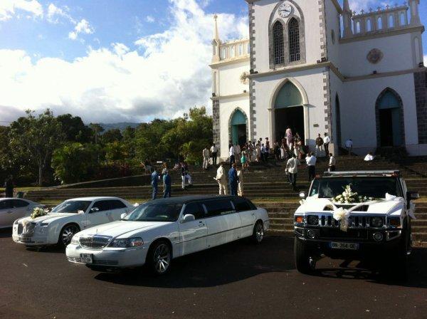 Location limousine à la réunion FREDERIQUE LOCATON 0692 54 93 58
