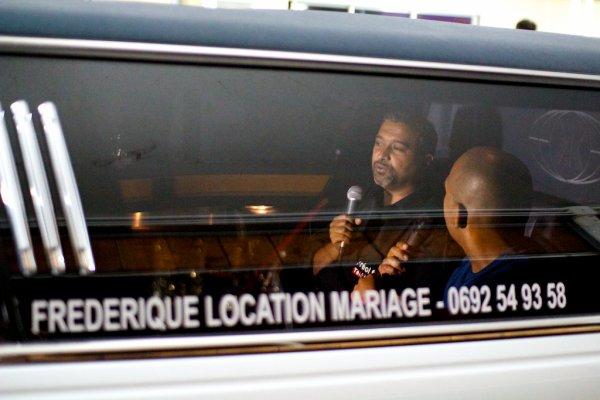 Anniversaire PASSION TUNING 974 ,avec THIERRY ARAYE et WILLIAM COLTERT  location voiture mariage reunion