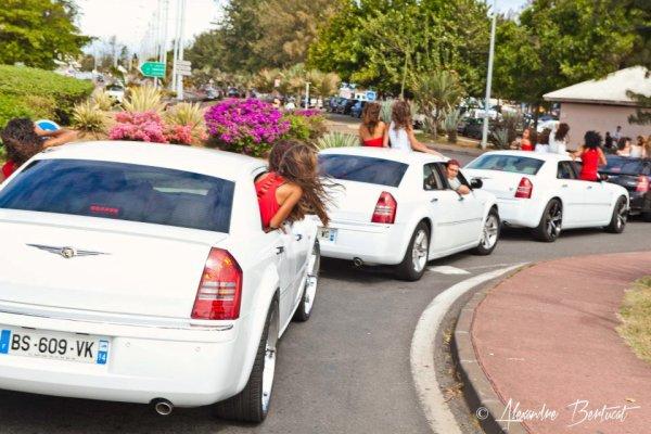 Location voiture mariage à la réunion FREDERIQUE LOCATION 0692 54 93 58