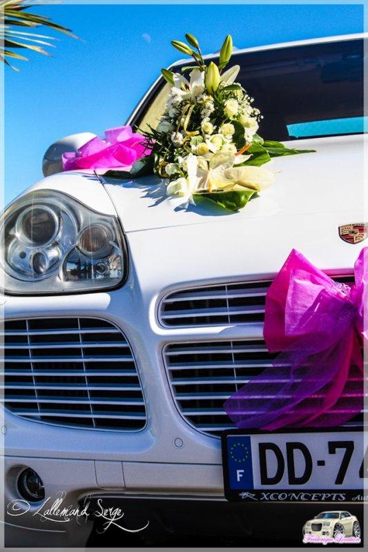 FREDERIQUE LOCATION MARIAGE VOITURE REUNION 0692 54 93 58