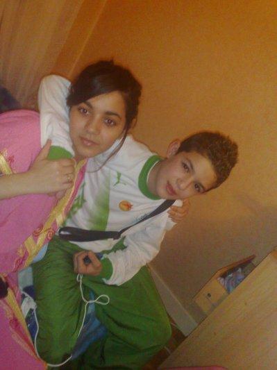 Moi et ma soeur ti souvenir