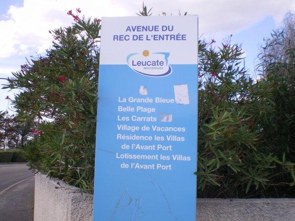 Blog de annette556 loue villa de vacances r sidence la - Residence la grande bleue port leucate ...