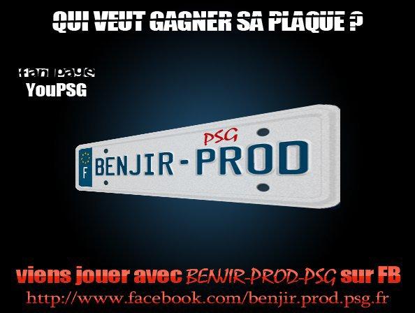 BENJIR PSG !