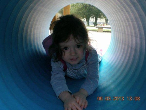 Elise ma niece