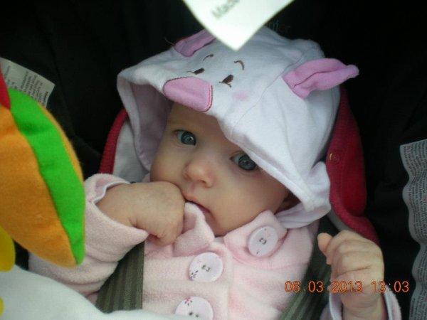 ma niéce Zoey