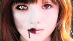 bella thorne vampire
