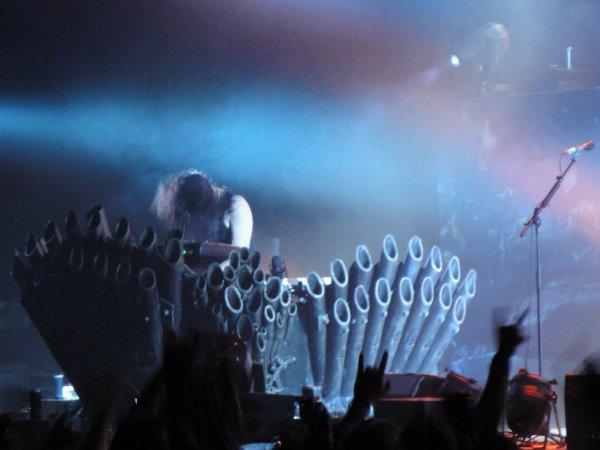 Plus fort que l'orgue de Valère !!