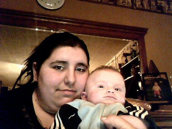 moi et mon filleuil juliano