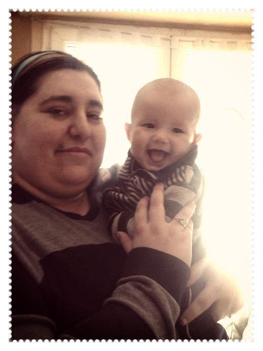 moi et mon neveu noé