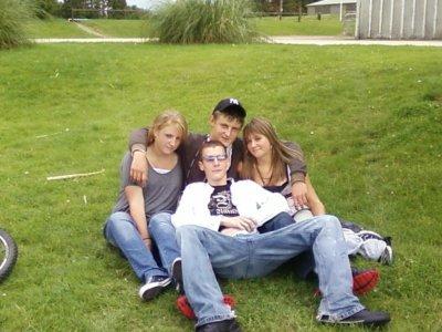 Moi, Thomas, Beber & Anaïs ♥
