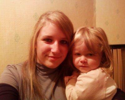 Moi et Léa ♥