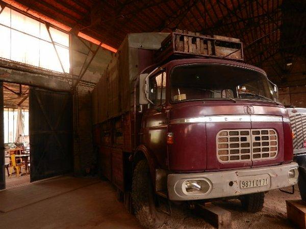 sortie a l'usine ALLIOT: musée de PL
