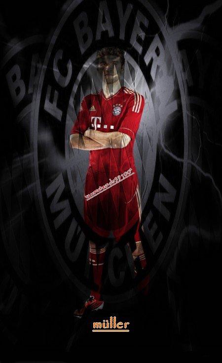 Müller ( Bayern Munchen )