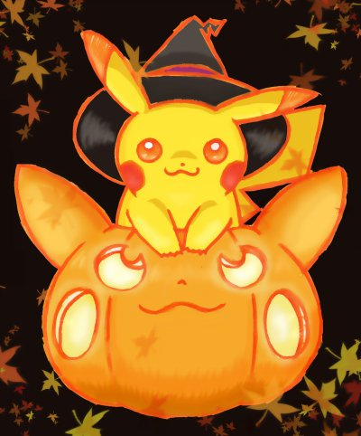 Bientot Halloween =D