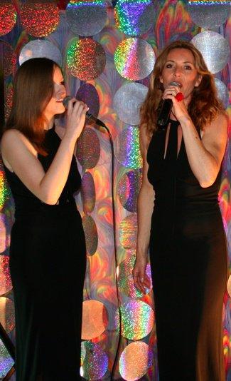 Chanteuses duo musique mariage