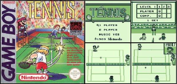 Jeu, set et match : TENNIS !
