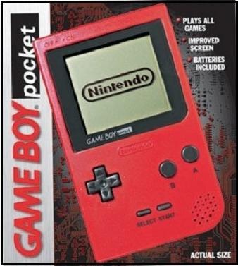 Mon seul et unique GameBoy.
