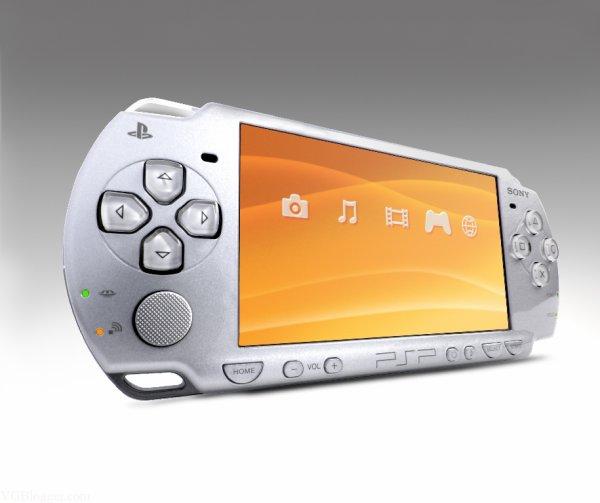 Mes autres consoles : la PSP.