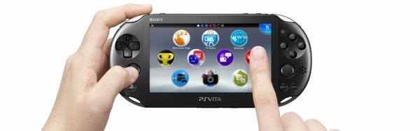 Bientôt ! :) PS Vita Slim 2000 !