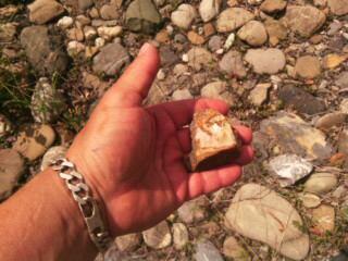 Cette pierre!!!