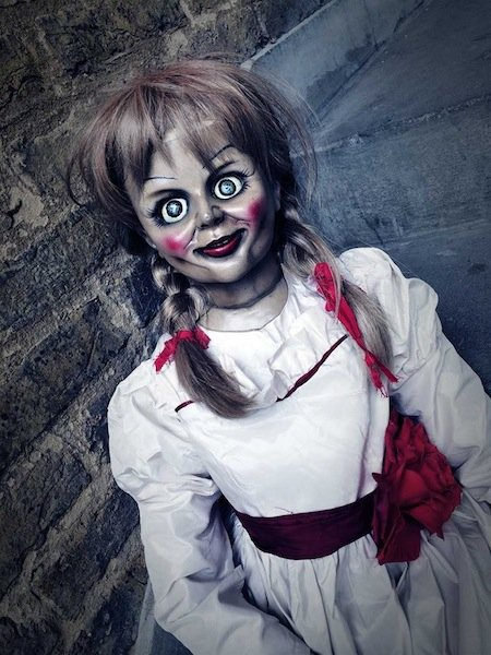 Horror Doll Halloween Costumes
