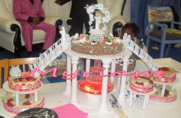 #4 Pièce montée pour un mariage