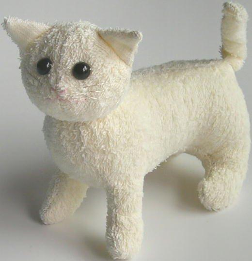 Patron de chat pour Karine