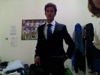 Mí en un traje