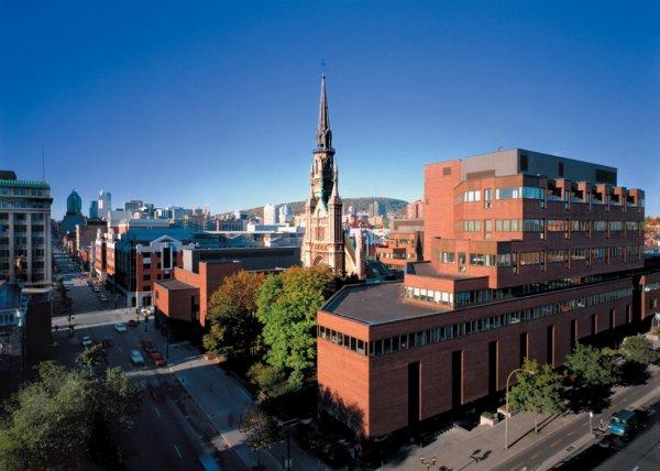 UQAM (université québécoise a Montréal)